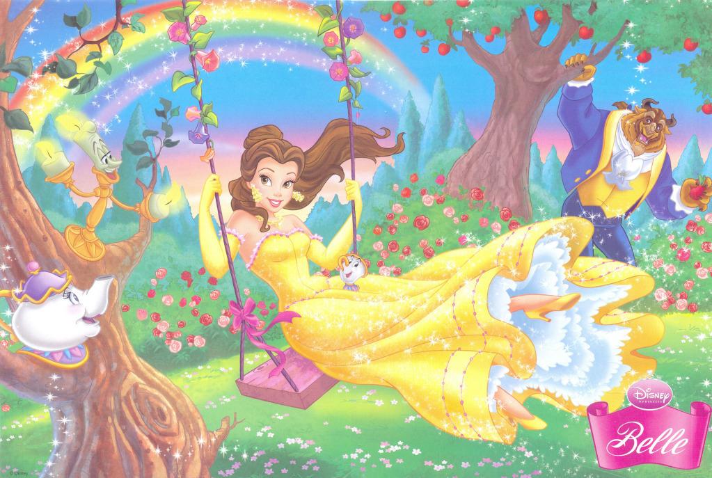 أميرات ديزنى رائعة Princess-Belle-disney-princess-6486079-1023-687