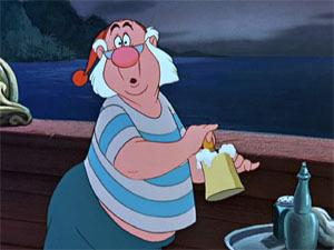 [Dossier] Les comédiens de doublage des films d'animation Disney en version française - Page 4 Mr-Smee-peter-pan-6585122-300-225