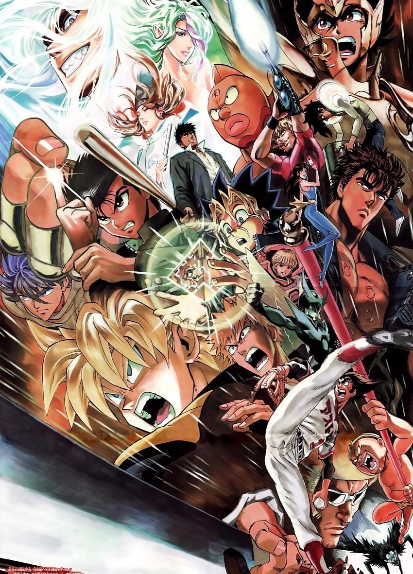 Shonen Jump Manga Series Shonen-Jump-shonen-jump-6581807-850-1181