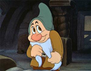 [Dossier] Les comédiens de doublage des films d'animation Disney en version française - Page 3 Bashful-snow-white-and-the-seven-dwarfs-6604788-300-233