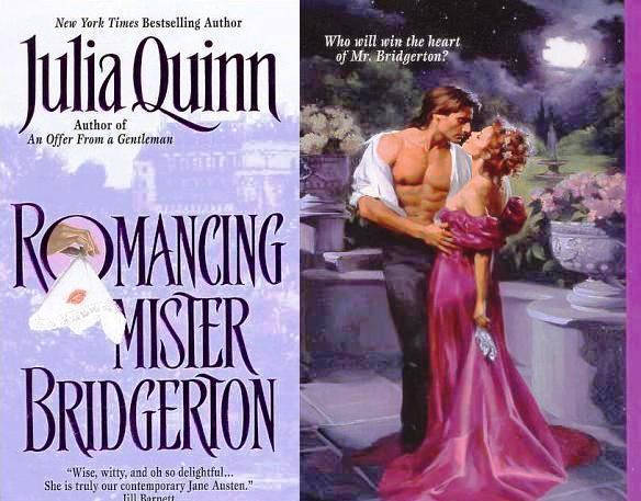 Portadas de Novelas Romanticas - Página 3 Julia-Quinn-Romancing-Mister-Bridgerton-julia-quinn-6685990-584-457