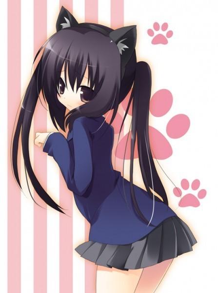 Tus personajes de anime favoritos - Página 3 Azu-nyan-k-on-6757881-447-600