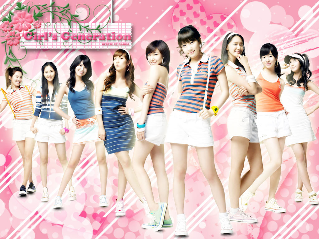 Girls' Generation - SNDS (Pincha A..)