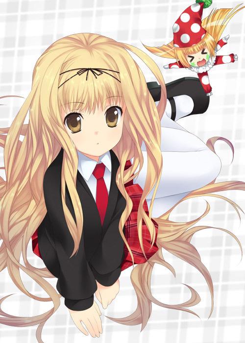 [JDR] The Magnificent'n Magic School Rima-Kusu-Kusu-shugo-chara-7140528-500-700