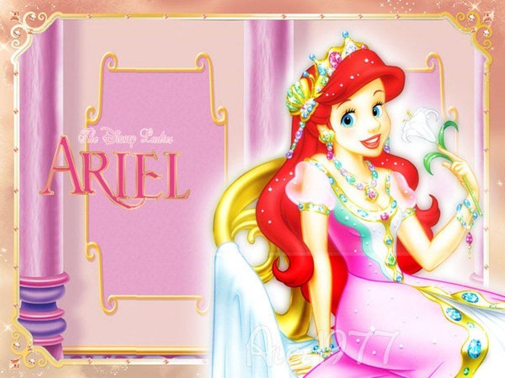 أميرات ديزنى رائعة ARIEL-princess-ariel-7674410-1024-768