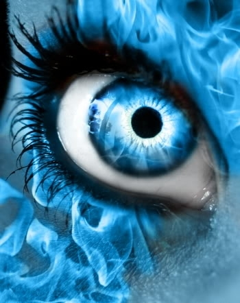 Your Eyes   Outstanding Facts and Curiosities about Human Eyes Fire-eyes-eyes-7670316-350-442