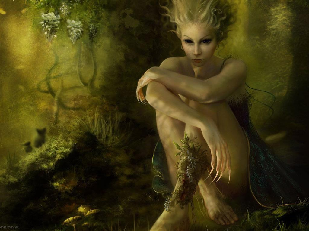 Lijepa umjetnost - Page 29 Forrest-Elf-fantasy-7636450-1024-768