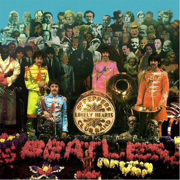 Ce que vous écoutez là tout de suite - Page 26 Sgt-Pepper-Photo-Shoot-the-beatles-7755915-577-577