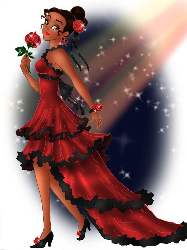 Imagens da Disney - Página 2 Princess-Tiana-the-princess-and-the-frog-8266490-600-800