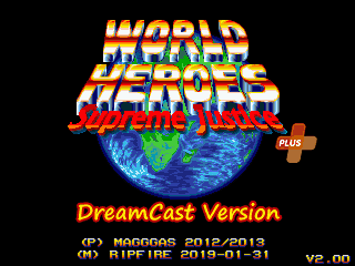 World Heroes: Supreme Justice (DreamCast Version)[DREAMSHELL] B8a08f1109462554