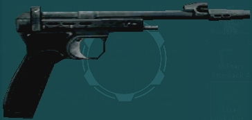 Reference from SWG (Star Wars Galaxies) Issuedpistol