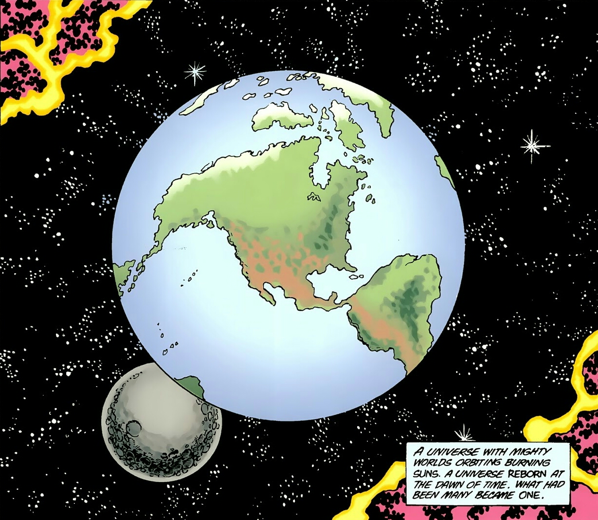 Föld - A és univerzuma New_Earth