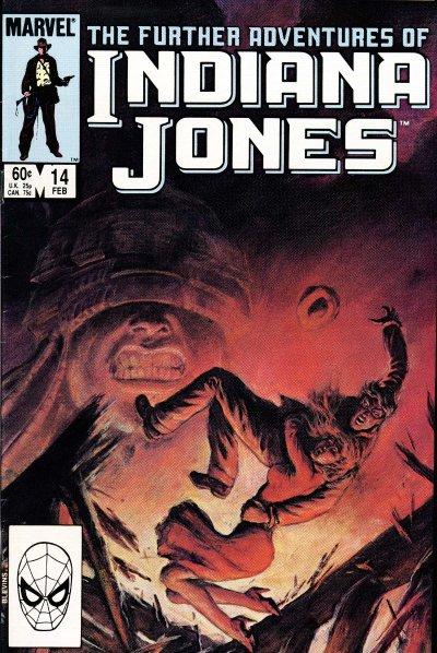 Indiana Jones(Indijana Džons) Stripovi Demons