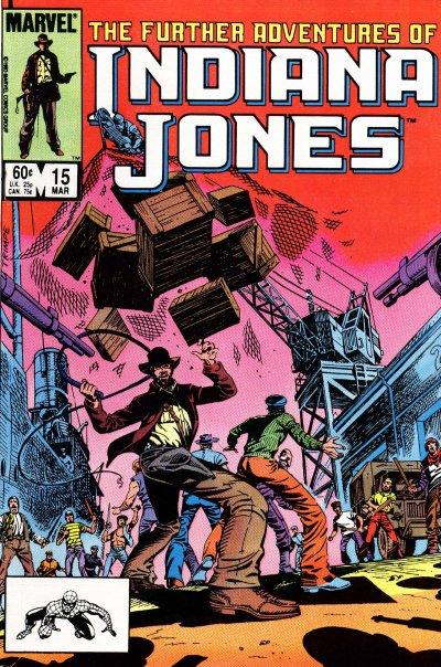 Indiana Jones(Indijana Džons) Stripovi TheSeaButchers15