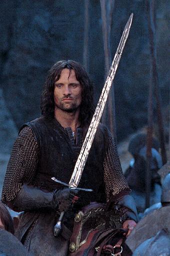 Cosplay , disfraces.....Carnavales 2013. - Página 3 Aragorn