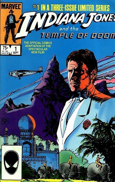 Indiana Jones(Indijana Džons) Stripovi DoomComic1