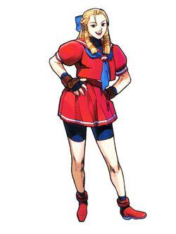 SF x Tekken - Vazou lista de personagens 250px-KarinSFA3