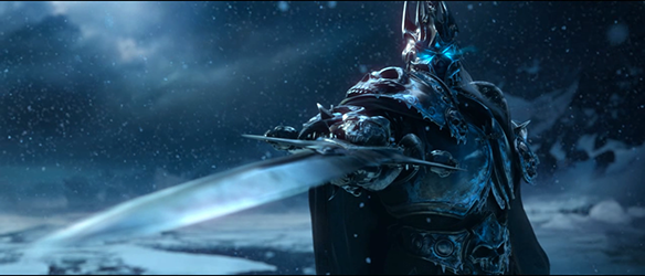 your 3 most favourite video game characters Arthas_Cinematic