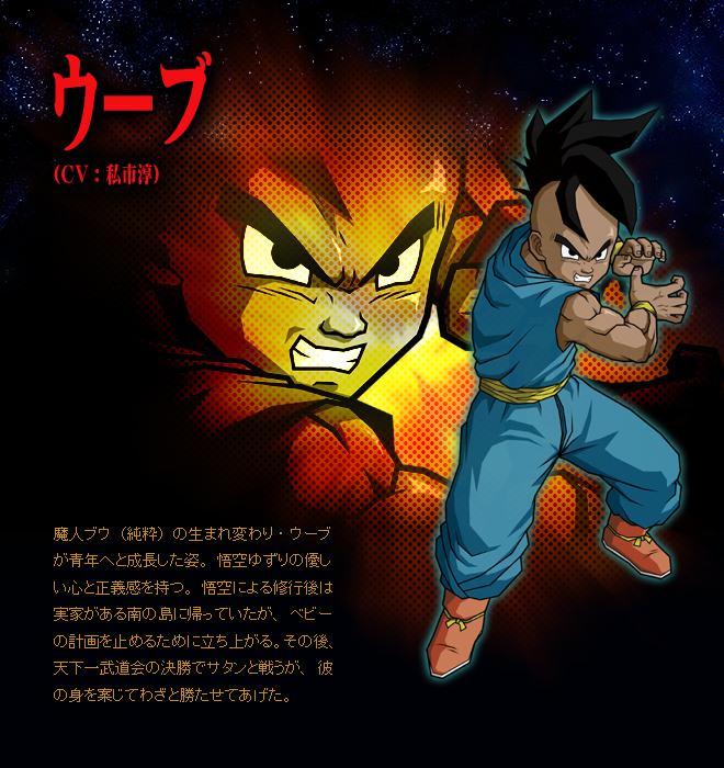JUS Goku and Uub sprite Uub_BT3