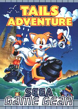 [Archive] Clichés de Tails Tails_Adventure_Coverart