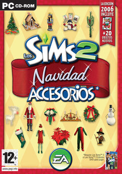 Los sims 2 Informacion de sus accesorios 243px-Navidadportada