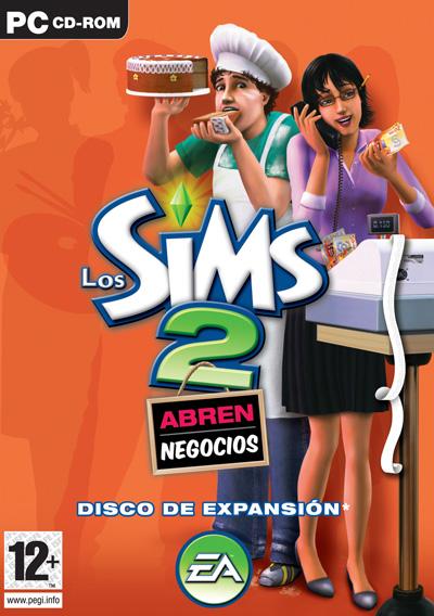Los sims 2 Informacion de sus expansiones Abrennegociosportada