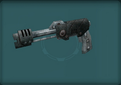 Reference from SWG (Star Wars Galaxies) DisruptorPistol