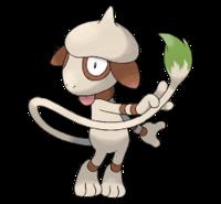 Similitud Pokemon - Personaje. 200px-Smeargle