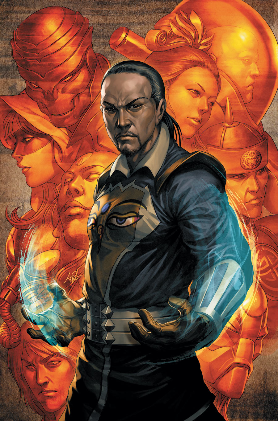 Arrow / The Flash The_Great_Ten_Vol_1_1_virgin