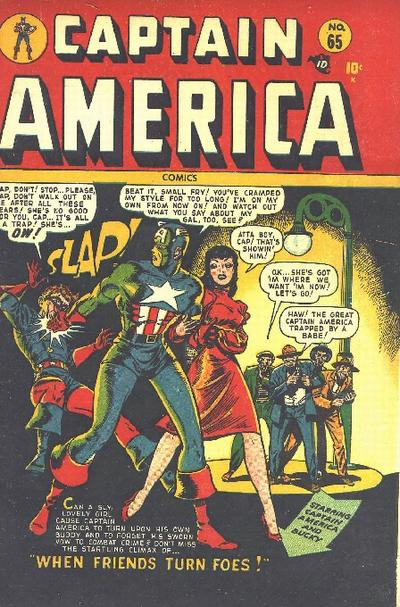 Classic Comic Covers - Page 2 Captain_America_Comics_Vol_1_65