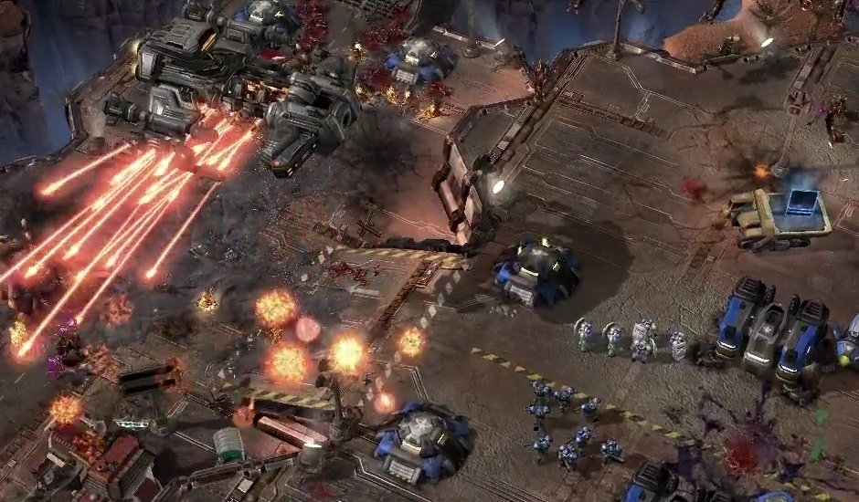 [Game] Command & Conquers General + Zero Hour  ZeroHour_SC2-WoL_Game2