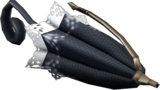 Fatalis | Crimson Fatalis | White Fatalis [MHFU] 160px-Weapon274