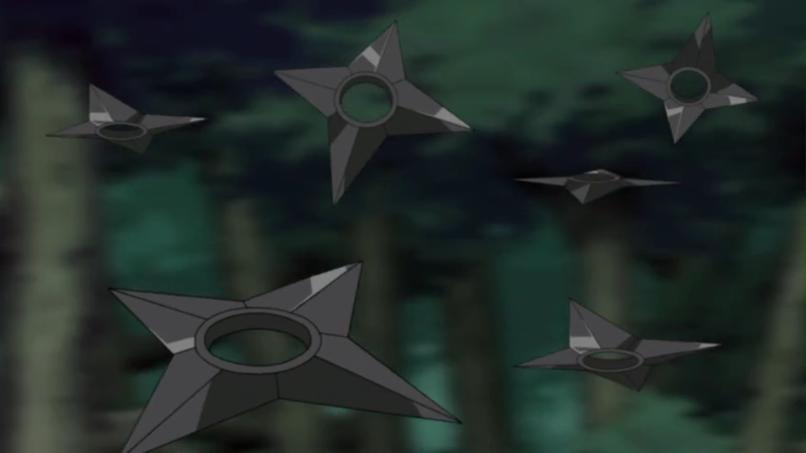 Zbraně a pomůcky 806px-Multiple_Phantom_Shuriken_1