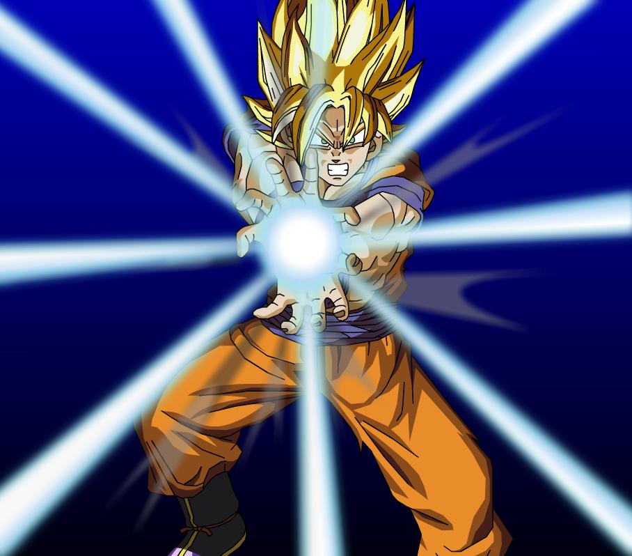 Imagen mas poderosa Goku_Sj.2_lanzando_un_Kame_Hame_Ha