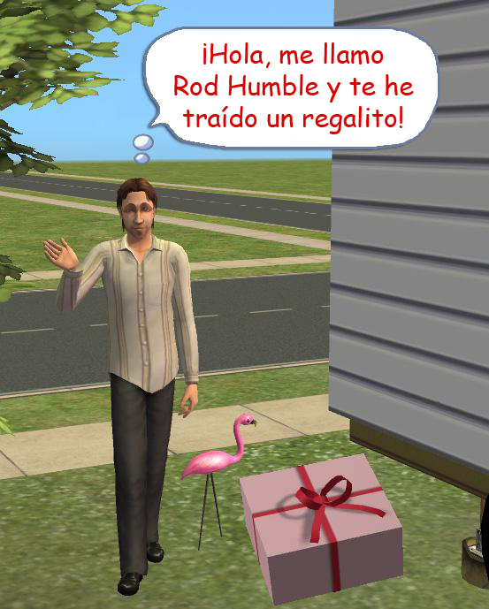 Huevos de pascua de los sims 2 Rod_humble_sim