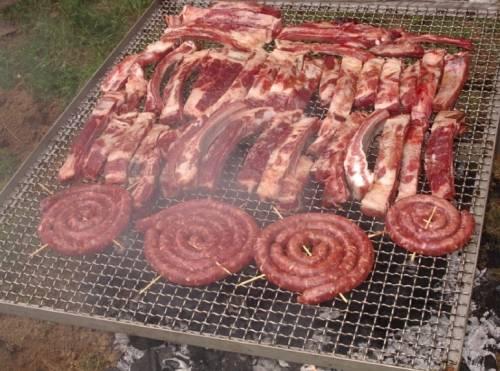 GRIGLIATA ALLA GARA DI ENDINE Barbecue