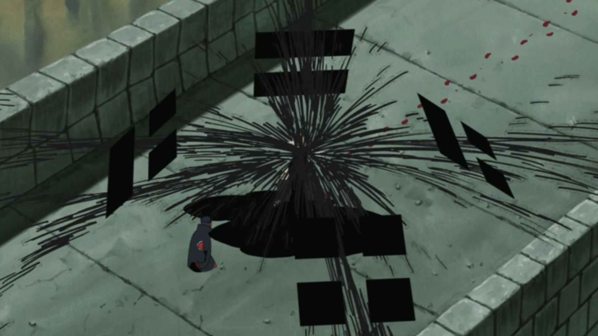 Hoshikaze Tenzou - [TÉCNICAS] Tenzou Reverse_Four_Symbols