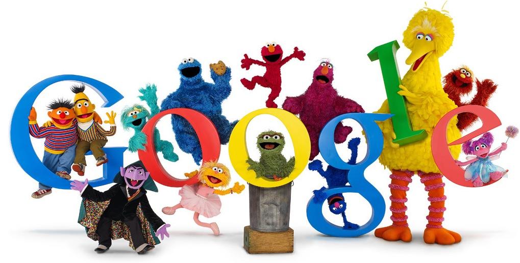 Google slike (Google pictures) Google_Sesame_Street_-_Ensemble