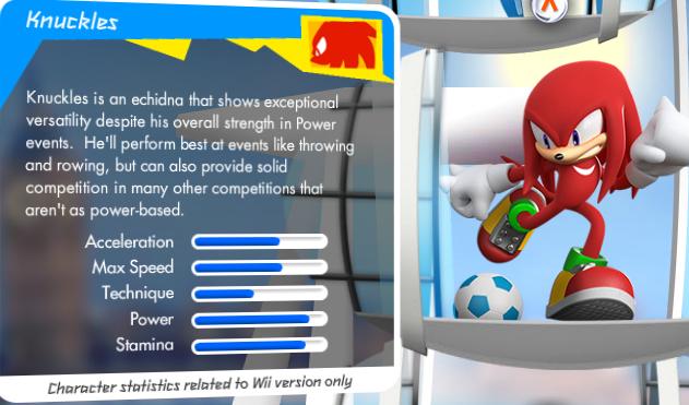 Mario et Sonic aux Jeux Olympiques de Londres 2012 (Wii) Captur21e