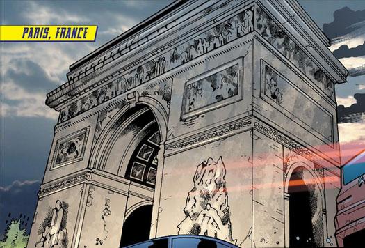 Respirer Paris, cela conserve l'âme. [The Bat] Paris_002