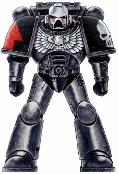 Le Livre de Règles de Warhammer 40,000 - V6 (en précommande) - Sujet locké - Page 2 Silver_Skull_Space_Marine