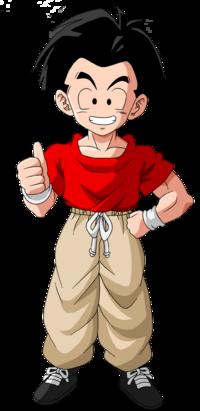 Cual es el mejor personaje para uds?? 200px-Krilin3