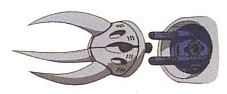 Crossbone Vanguard (gov creation) Xm-03-shotclaw