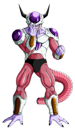 Dragon Ball: Episodio de Bardock 300px-Freezer_2%C2%BAForma