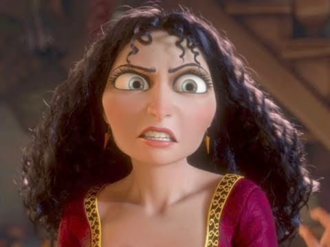 Projet abandonné  : Rapunzel Unbraided MereGothel