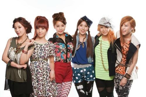 84LY >> Single debut Girl Talk 357
