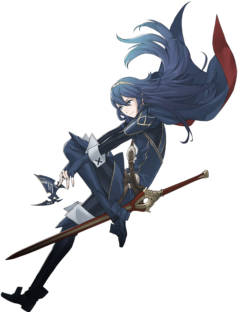 Elections - Page 2 Lucina_official_art