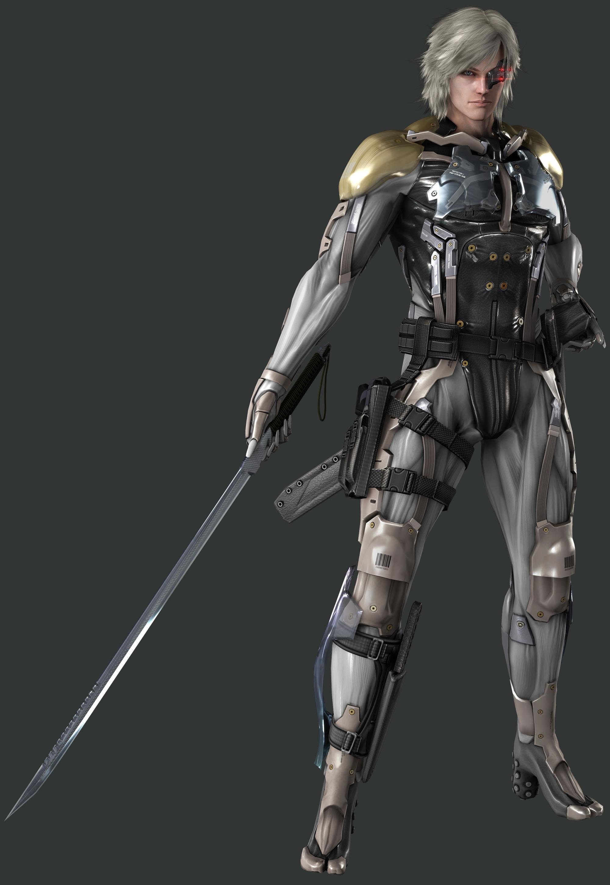 Metal Gear para Resident Evil 6 RaidenRisingIntro