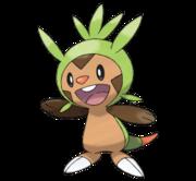 Videojuego >> Pokémon X y Pokémon Y (6ª generación) III 180px-Chespin