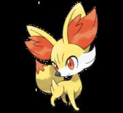 Videojuego >> Pokémon X y Pokémon Y (6ª generación) III 180px-Fennekin